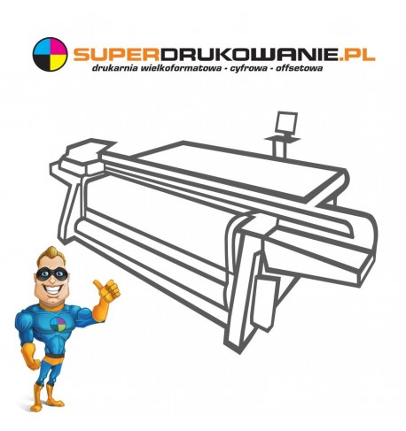 Druk UV (szkło, drewno, PCV, plexi, inne)